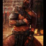 Last Gladiator by Hassan Chenary