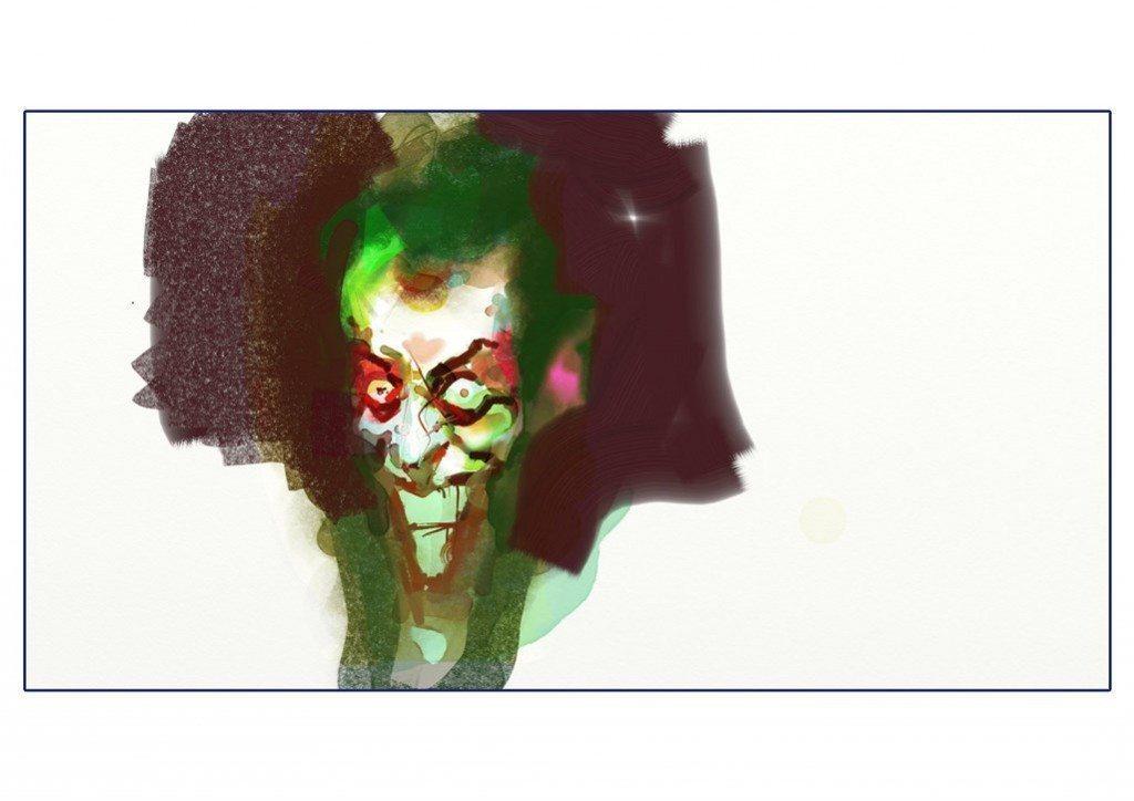 Joker by Bill Sienkiewicz,