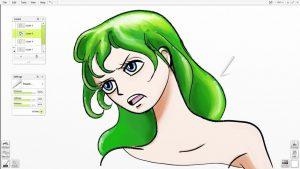 manga felt pen marker copic artrage lite small