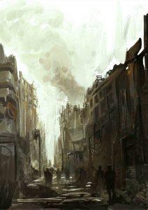 Mass Effect 2 Hassan Chenary Featured ArtRage Artist