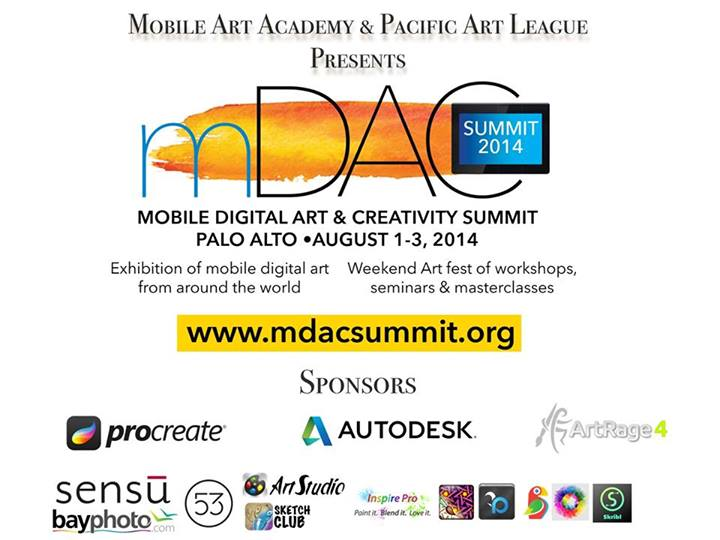 Mobile Digital Art & Creativity summit