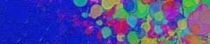 multicolor paint splat sticker spray