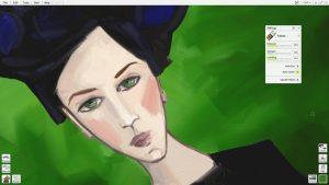oil portrait artrage lite small