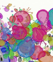 Sticker Sprays 3: Create Multicolored Effects!