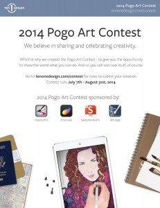 2014 Pogo Art Contest