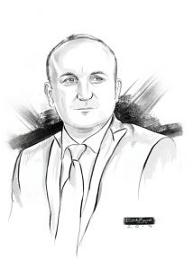 Portrait 3 by Batuhan Bayrak
