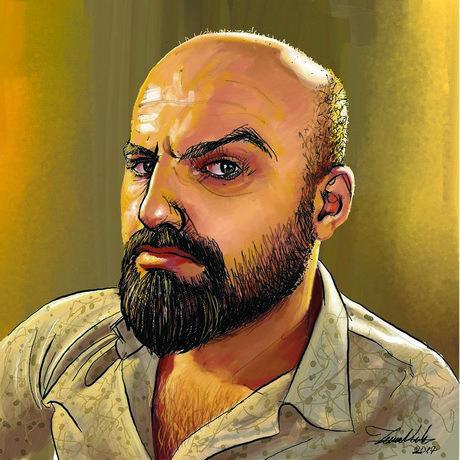 Ragi - Portrait by Teoman Mete CAKICI