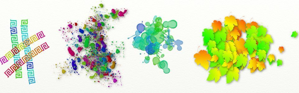 random hue sticker spray artrage