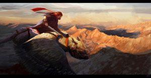 Rhino Rider by Hassan Chenary