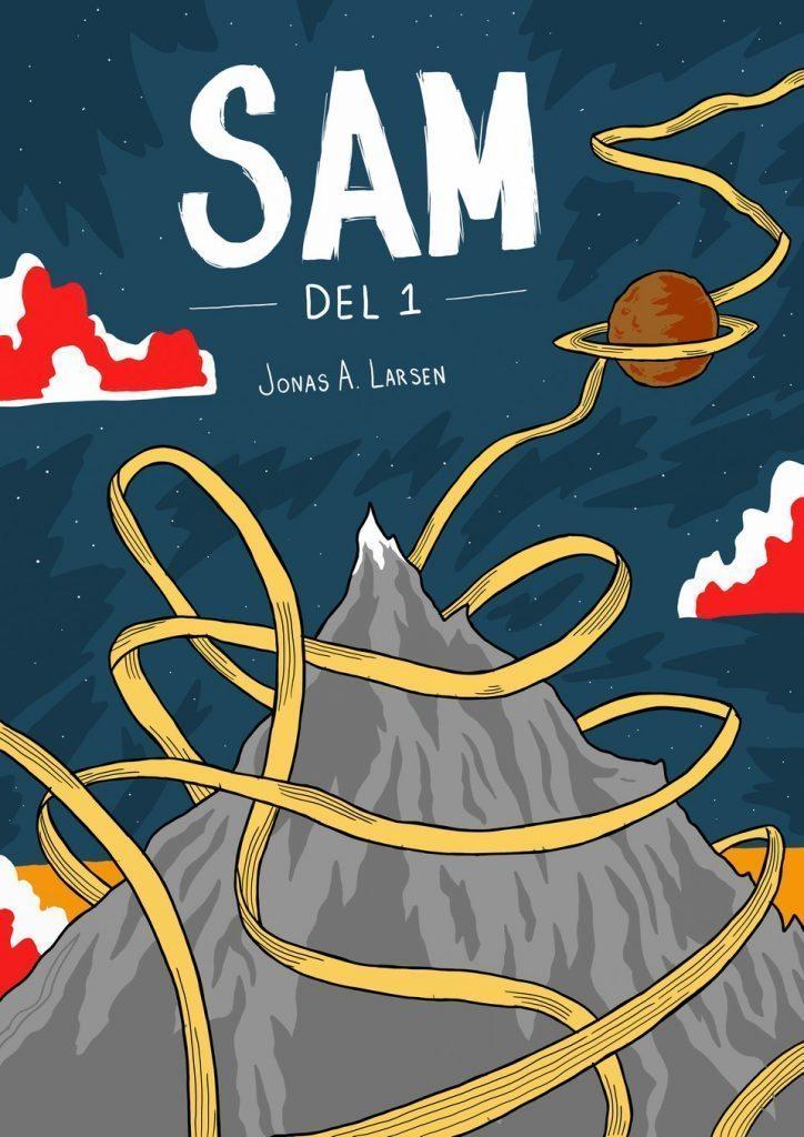 sam fanzine part 1 by Jonas A Larsen