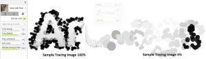 sample tracing image custom brush designer ArtRage 5