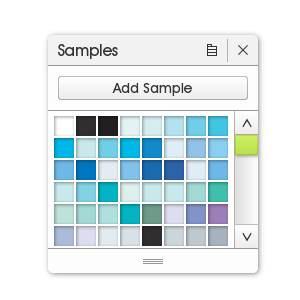 samples color artrage 5 palette
