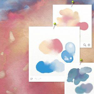 scraps watercolor artrage 5