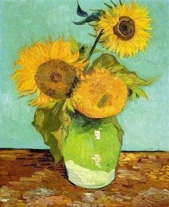 Van Gogh's 'Sunflowers'