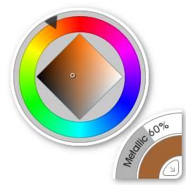 tint tone color picker artrage 5