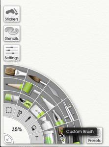 tools ArtRage 5 Custom Brush tutorial by Sav Scatola