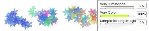 изменить цвет пользовательских кистей дизайнер ArtRage 5