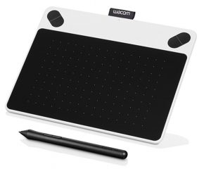 Wacom Intuos Draw art tablet with ArtRage Lite